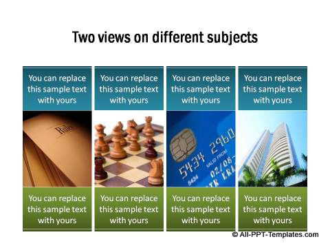 2 views on subjects