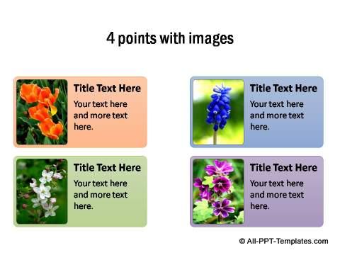 PowerPoint Quadrants 07