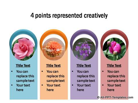 4 PowerPoint images