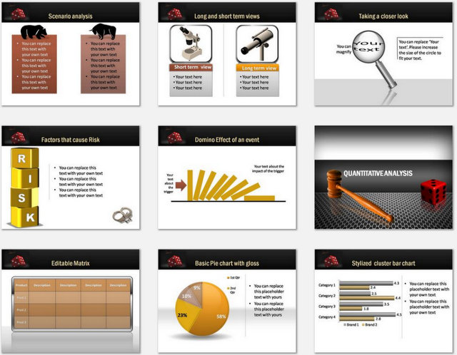PowerPoint Law and RiskCharts 2