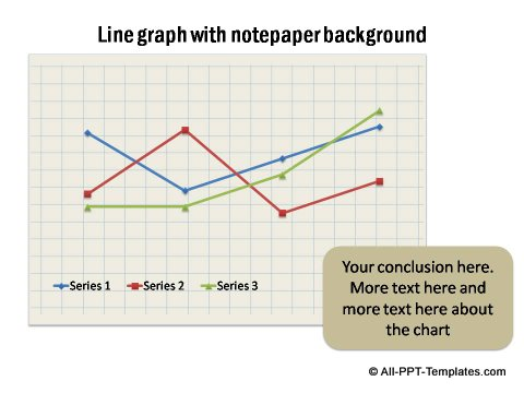 PowerPoint line graph 01