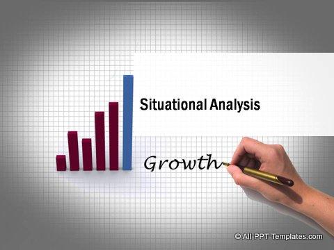 Market Growth Sub-heading example