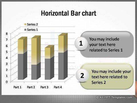 Market Growth Horizontal Bar Chart