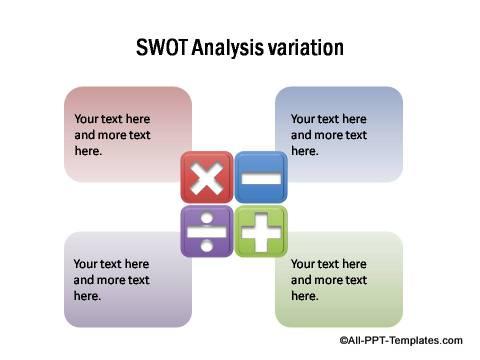PowerPoint SWOT 05
