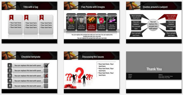 Download PowerPoint Modern Education Template