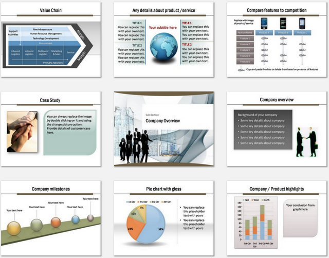 PowerPoint On Field Team  Charts 02