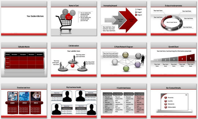 PowerPoint Online Money Charts 2