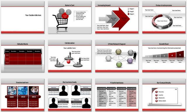 PowerPoint Online Money Charts 2