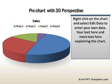 PowerPoint pie chart 07