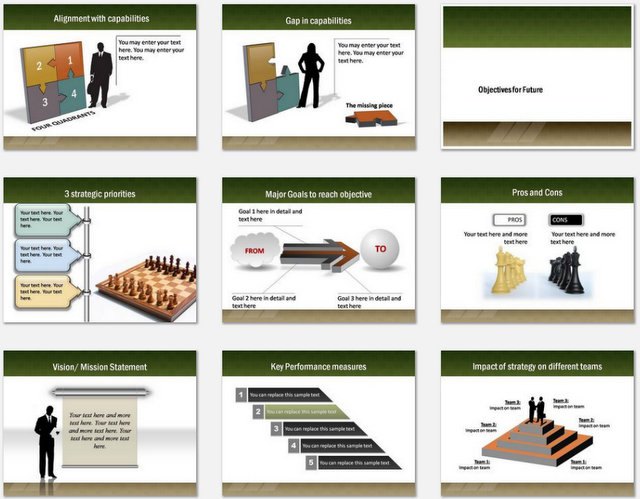PowerPoint Planning Charts 02