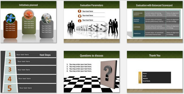 PowerPoint Planning Charts 03