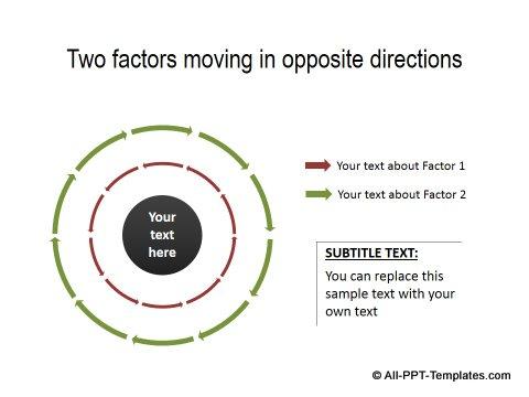 PowerPoint Positive Negative Comparisons 16