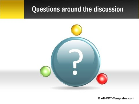 Pptx Project Blueprint questions slide