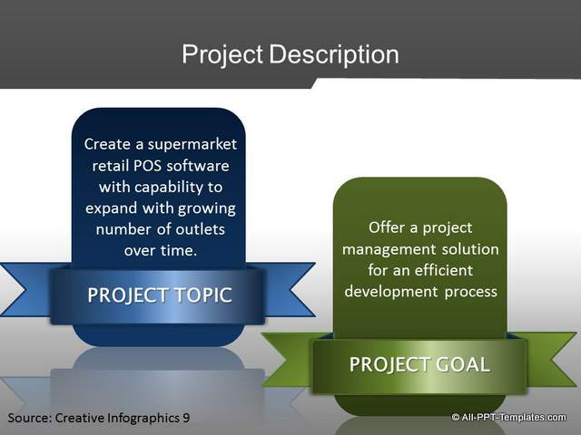 powerpoint project proposal slides : design makeover, Presentation templates