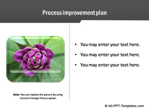 Pptx Project Report slide text