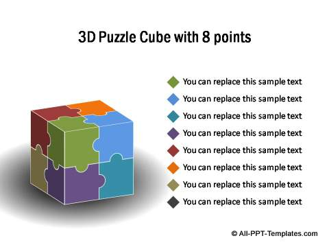 Powerpoint Puzzle Templates