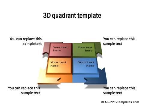 Powerpoint quadrant template page 1 powerpoint quadrant 12 toneelgroepblik Images