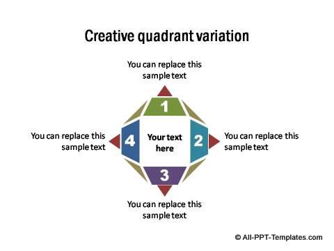 PowerPoint Quadrant 48