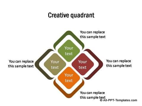 PowerPoint Quadrant 50