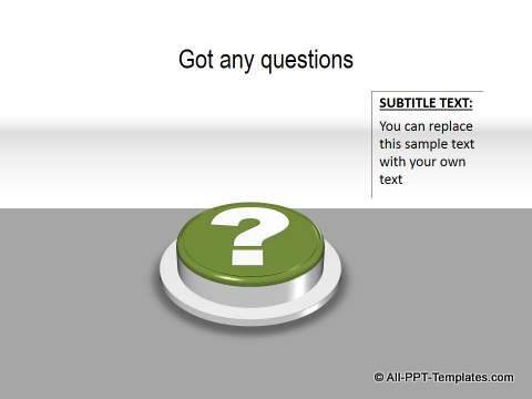 PowerPoint Questions Slide 05