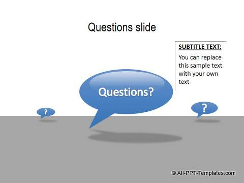 PowerPoint Questions Slide 06