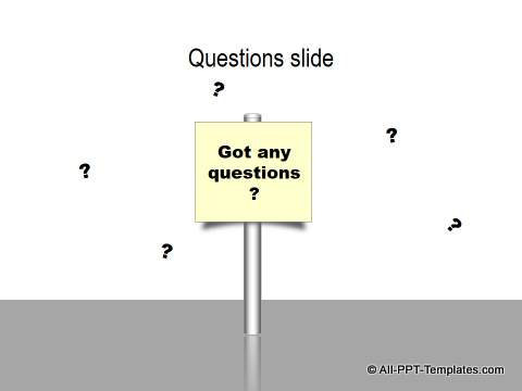 PowerPoint Questions Slide 12
