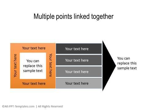 PowerPoint Relationship Diagram 05
