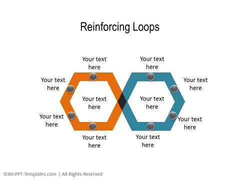 PowerPoint Relationship Diagram 12