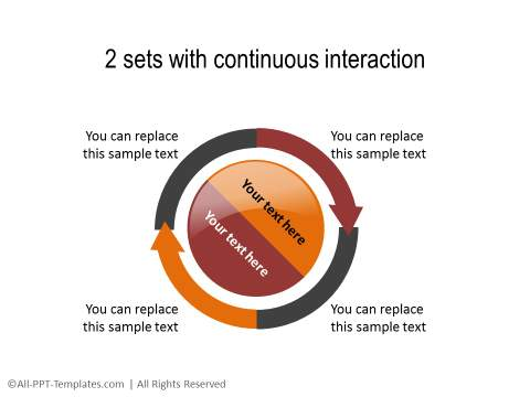 PowerPoint Relationship Diagram 16