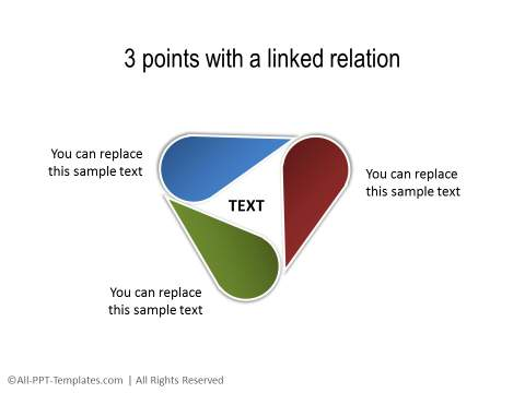 PowerPoint Relationship Diagram 22