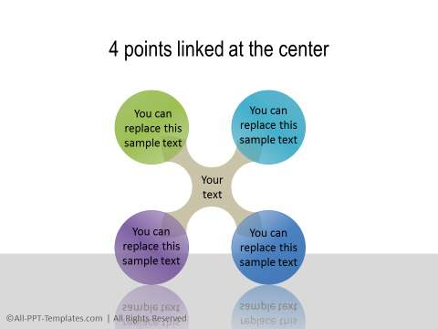 PowerPoint Relationship Diagram 24