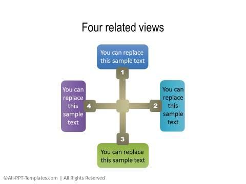 PowerPoint Relationship Diagram 26