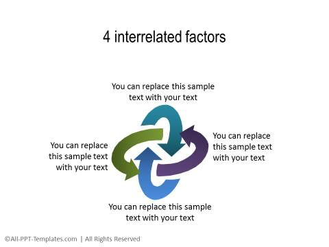 PowerPoint Relationship Diagram 27