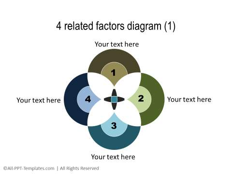 PowerPoint Relationship Diagram 28