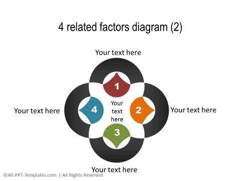 PowerPoint Relationship Diagram 29