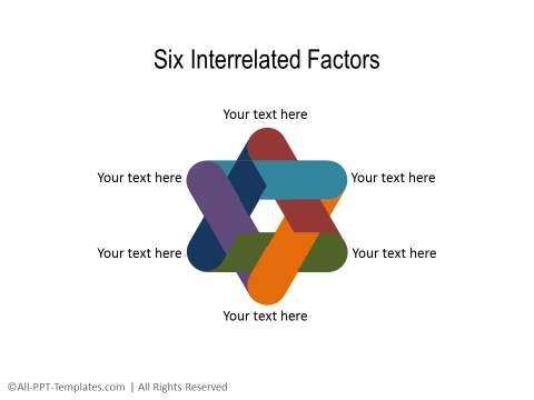 PowerPoint Relationship Diagram 37