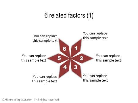 PowerPoint Relationship Diagram 38