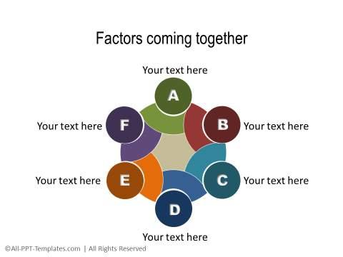 PowerPoint Relationship Diagram 40