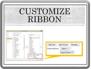 Custom PowerPoint Ribbon