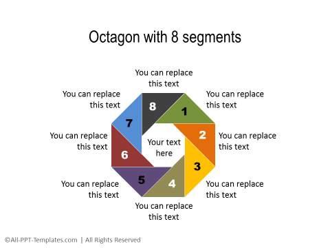 PowerPoint Octogon Shape