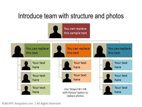 powerpoint team introduction slide, Powerpoint templates