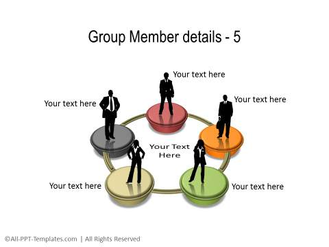 PowerPoint Team Introduction 13