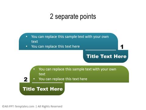 PowerPoint Text with Title 33