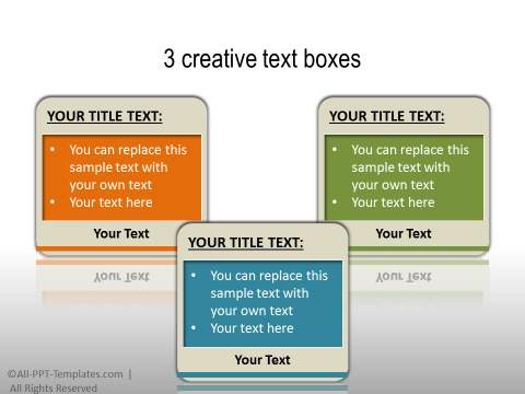 PowerPoint Text with Title 38