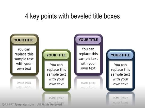 PowerPoint Text with Title 40