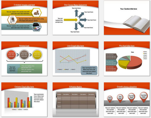 Training and development powerpoint templates toneelgroepblik Choice Image