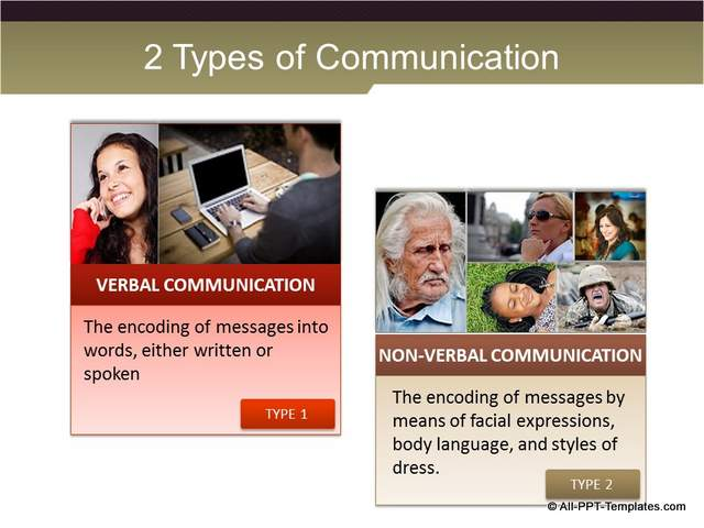 PowerPoint Training Comparison Slide : After
