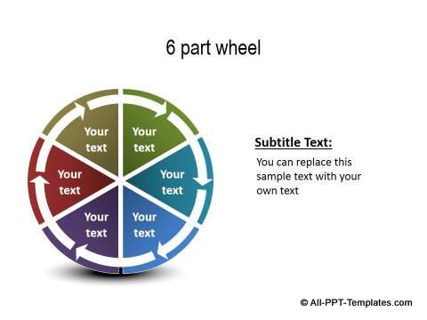 PowerPoint Wheel 13