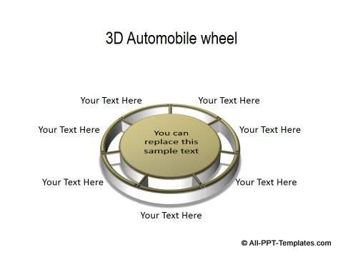 PowerPoint Wheel 15