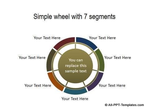 PowerPoint Wheel 16